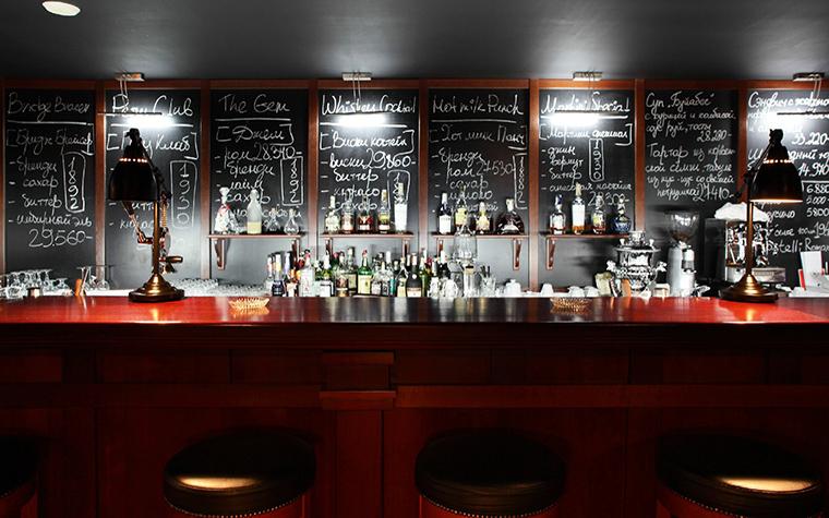 Ресторан. ресторан из проекта , фото №41689