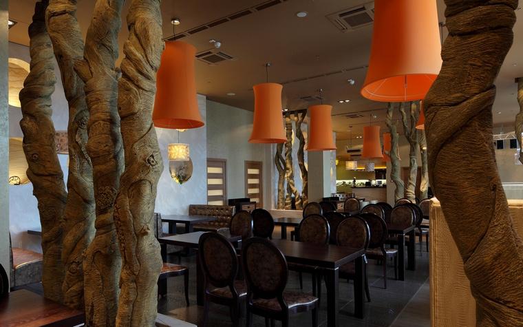Ресторан. ресторан из проекта , фото №42284