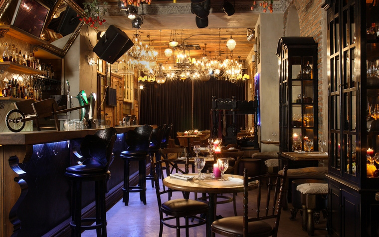 ресторан - фото № 42370
