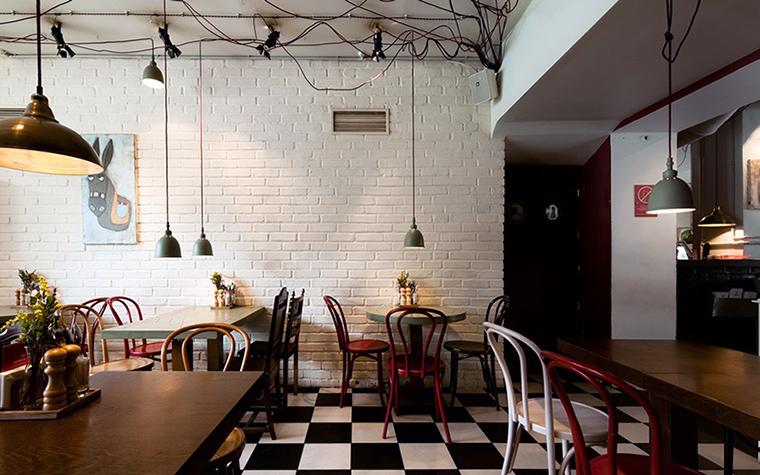 Ресторан. ресторан из проекта , фото №42578