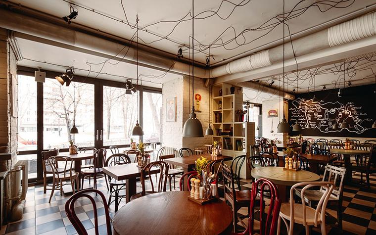 Ресторан. ресторан из проекта , фото №42582