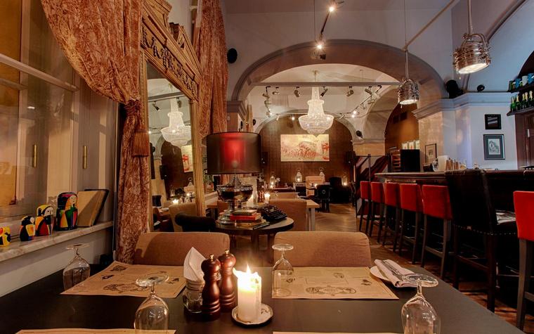 Ресторан. ресторан из проекта , фото №42627