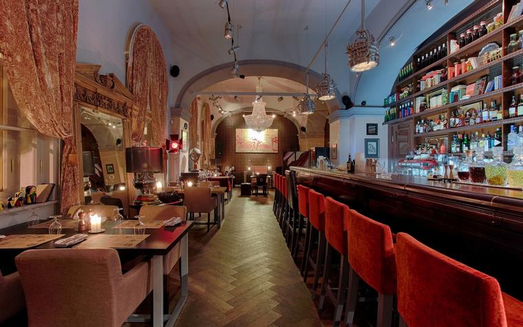 Ресторан. ресторан из проекта , фото №42628
