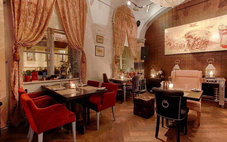 Ресторан. ресторан из проекта , фото №42621