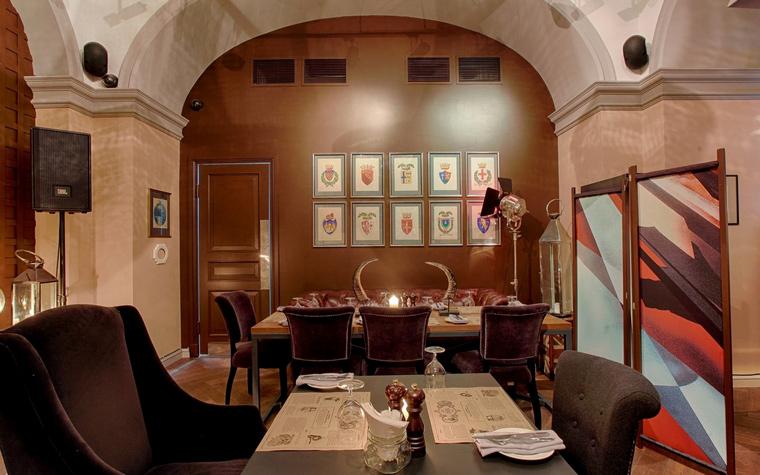 Ресторан. ресторан из проекта , фото №42623