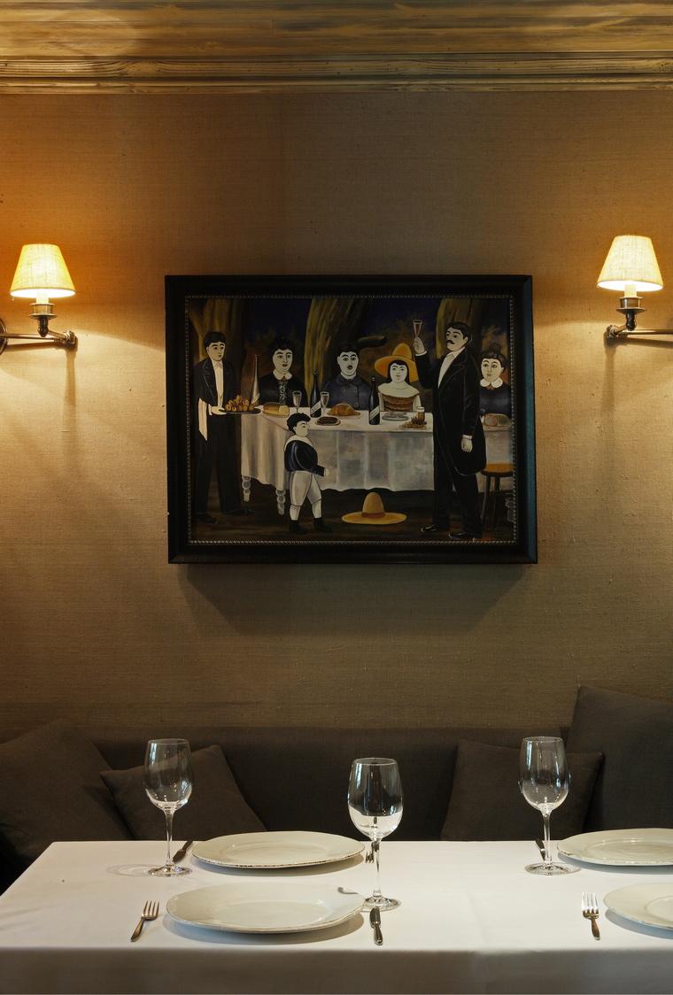 ресторан - фото № 43516