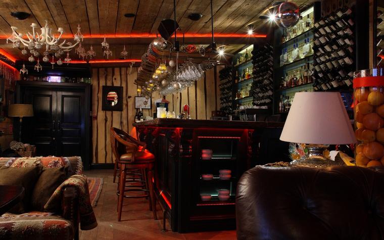 Ресторан. ресторан из проекта , фото №43929