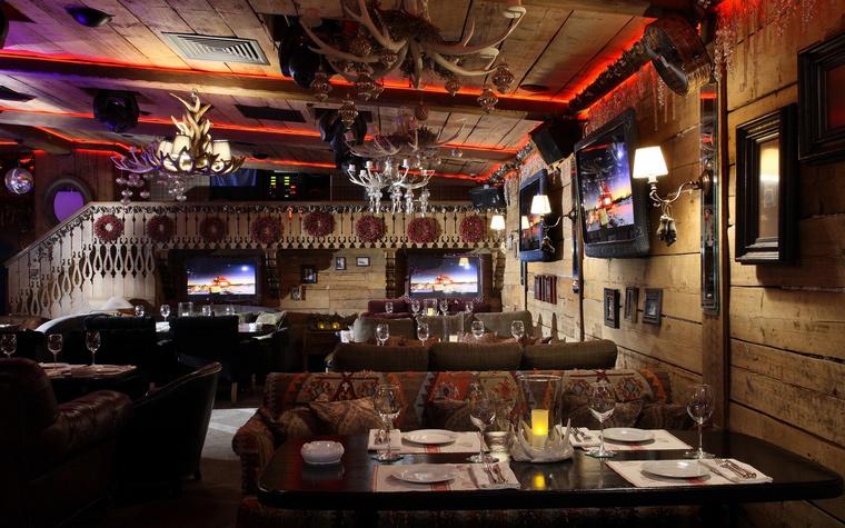 Ресторан. ресторан из проекта , фото №43938