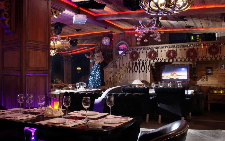 Ресторан. ресторан из проекта , фото №43939