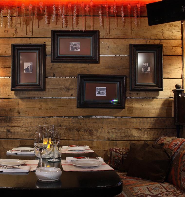 Ресторан. ресторан из проекта , фото №43940