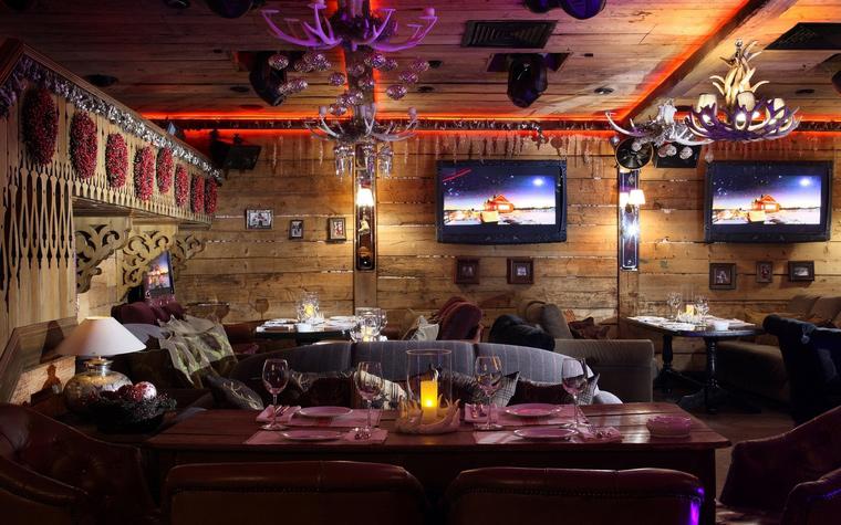 Ресторан. ресторан из проекта , фото №43942