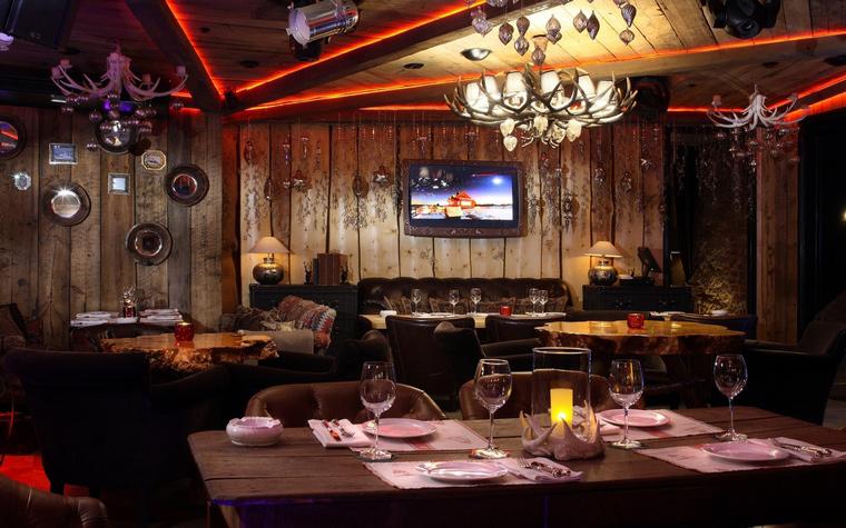 Ресторан. ресторан из проекта , фото №43944