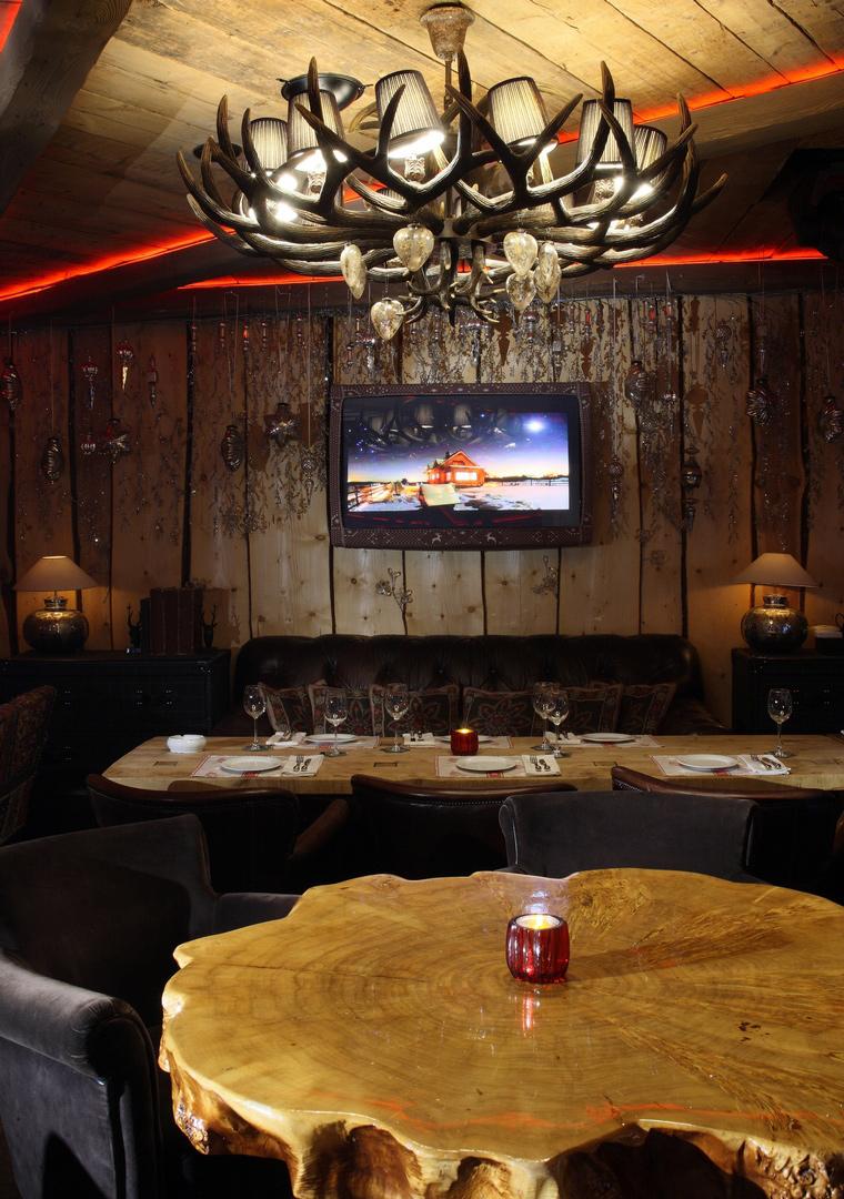Ресторан. ресторан из проекта , фото №43946