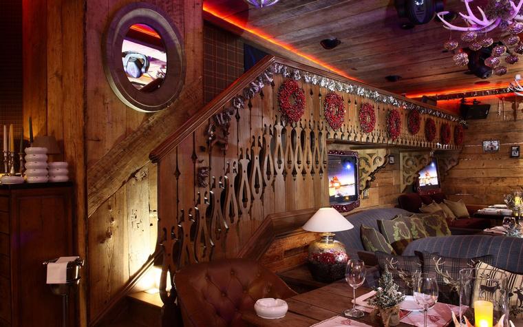 Ресторан. ресторан из проекта , фото №43947