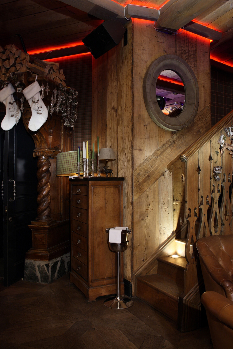 Ресторан. ресторан из проекта , фото №43948