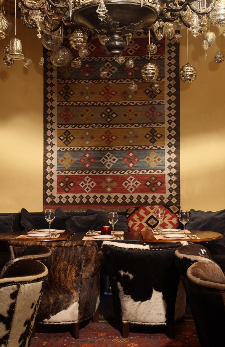 Ресторан. ресторан из проекта , фото №43952