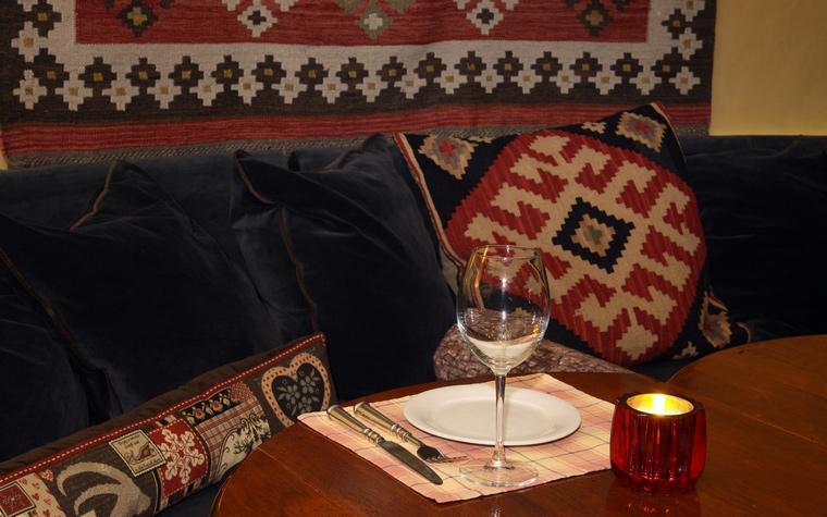 Ресторан. ресторан из проекта , фото №43953