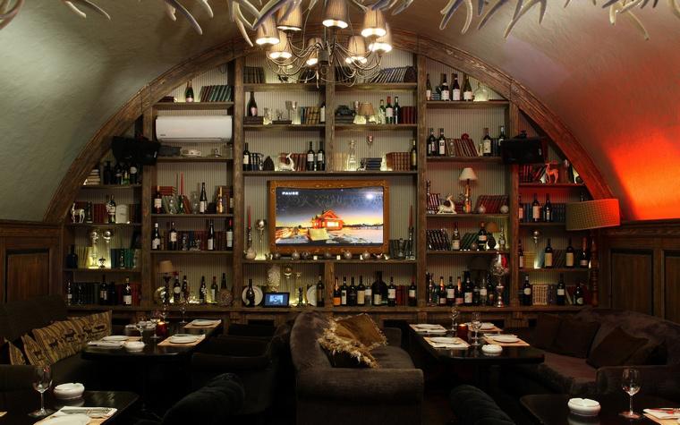 Ресторан. ресторан из проекта , фото №43960