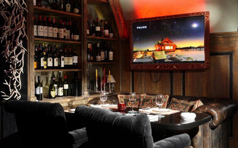 Ресторан. ресторан из проекта , фото №43956