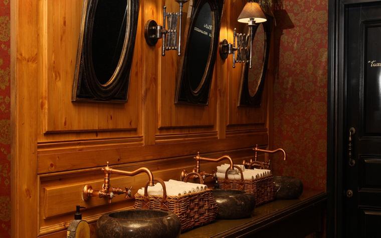 Ресторан. ресторан из проекта , фото №43957