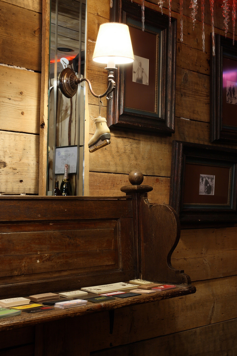Ресторан. ресторан из проекта , фото №43933