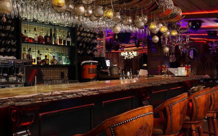 Ресторан. ресторан из проекта , фото №43937