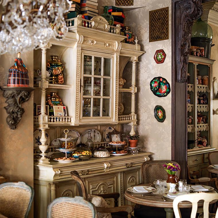 Ресторан. ресторан из проекта , фото №44337