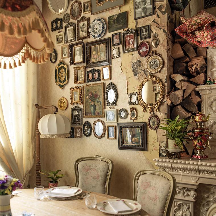 Ресторан. ресторан из проекта , фото №44340