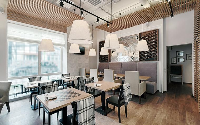 Ресторан. ресторан из проекта , фото №45067