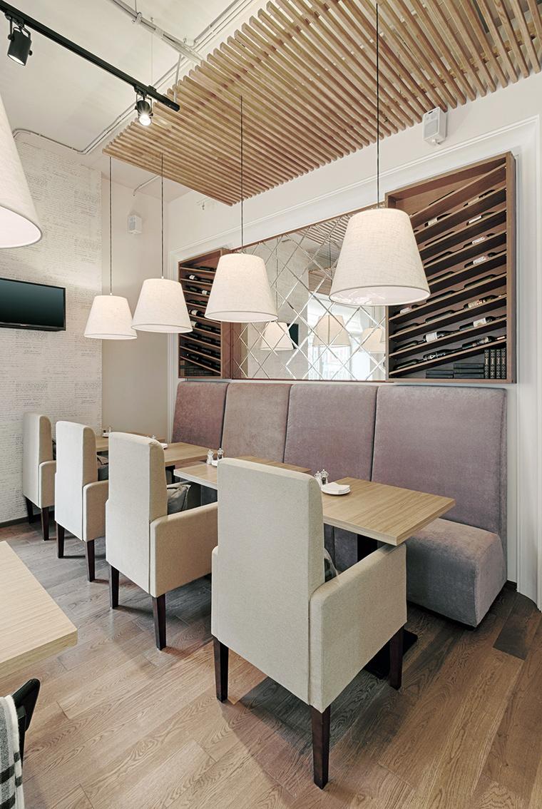 Ресторан. ресторан из проекта , фото №45068