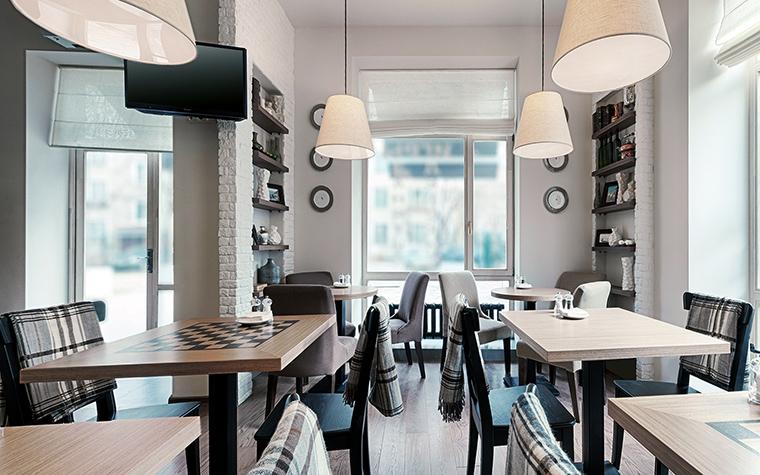 Ресторан. ресторан из проекта , фото №45069