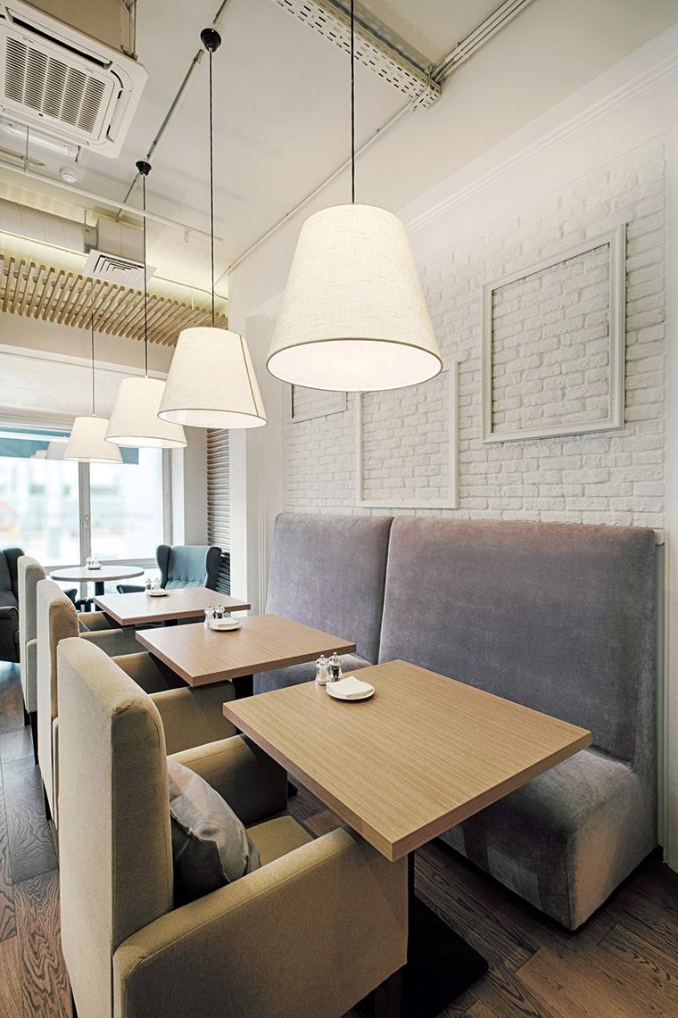 Ресторан. ресторан из проекта , фото №45059