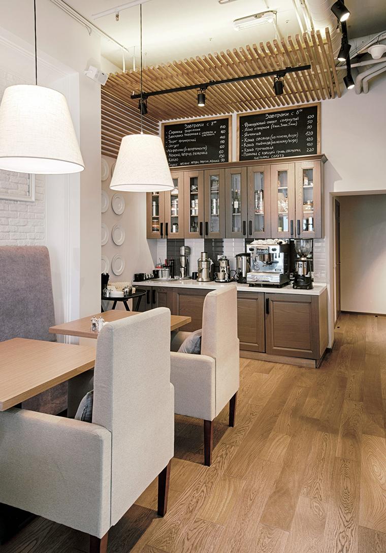 Ресторан. ресторан из проекта , фото №45061