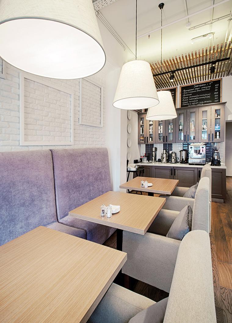 Ресторан. ресторан из проекта , фото №45062