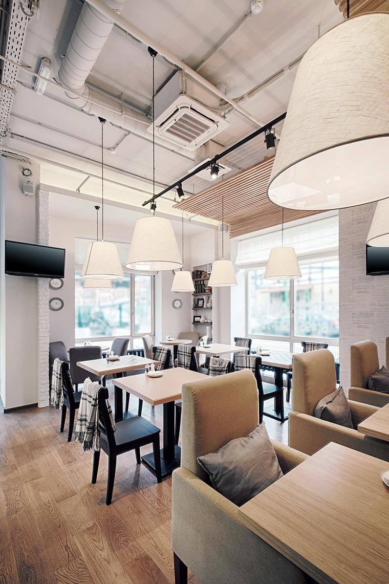 Ресторан. ресторан из проекта , фото №45064