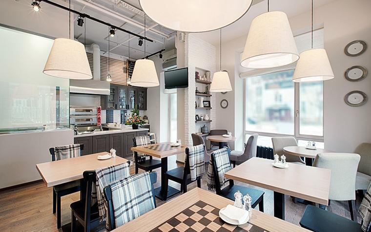 Ресторан. ресторан из проекта , фото №45065