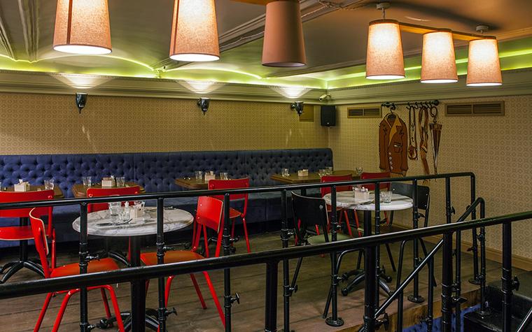 ресторан - фото № 45377