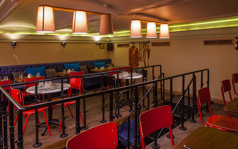 ресторан - фото № 45379
