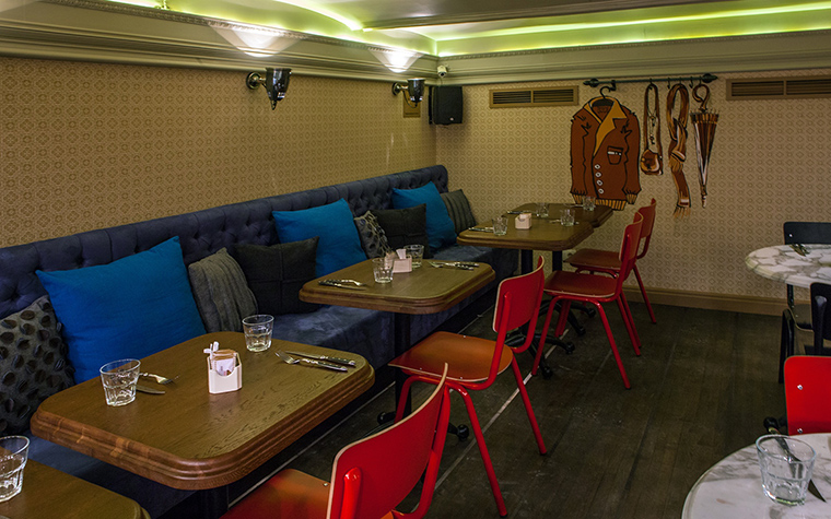 ресторан - фото № 45381