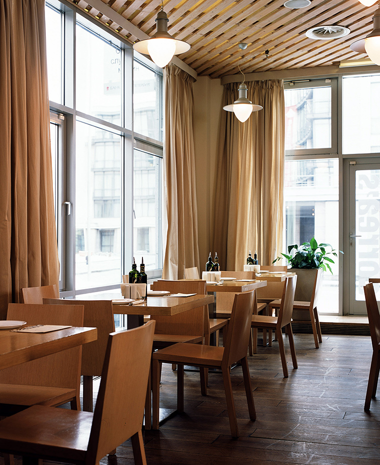ресторан - фото № 48825