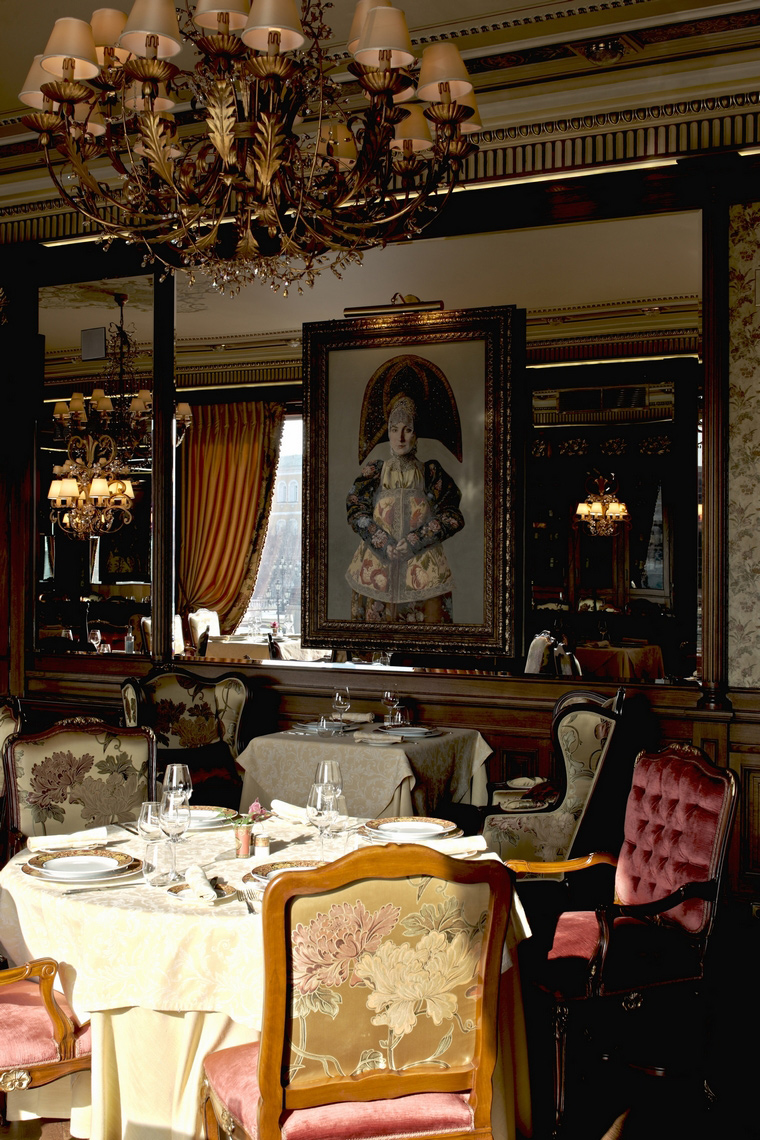 Ресторан. ресторан из проекта , фото №49221