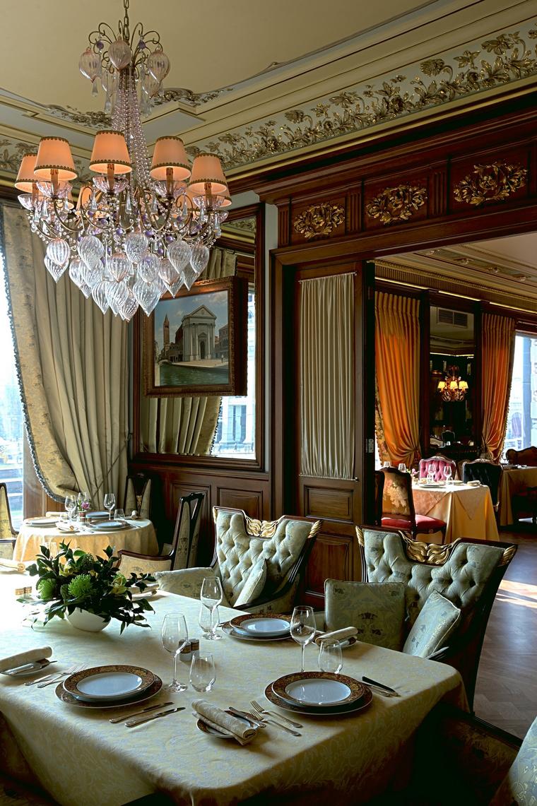Ресторан. ресторан из проекта , фото №49219