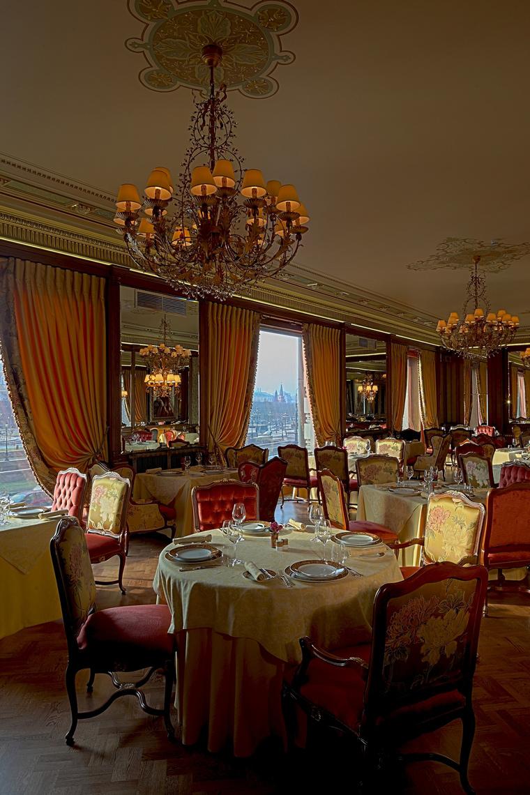 Ресторан. ресторан из проекта , фото №49223