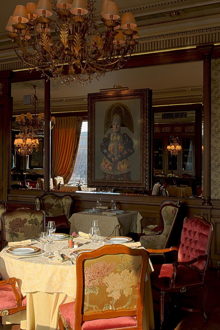 Ресторан. ресторан из проекта , фото №49213