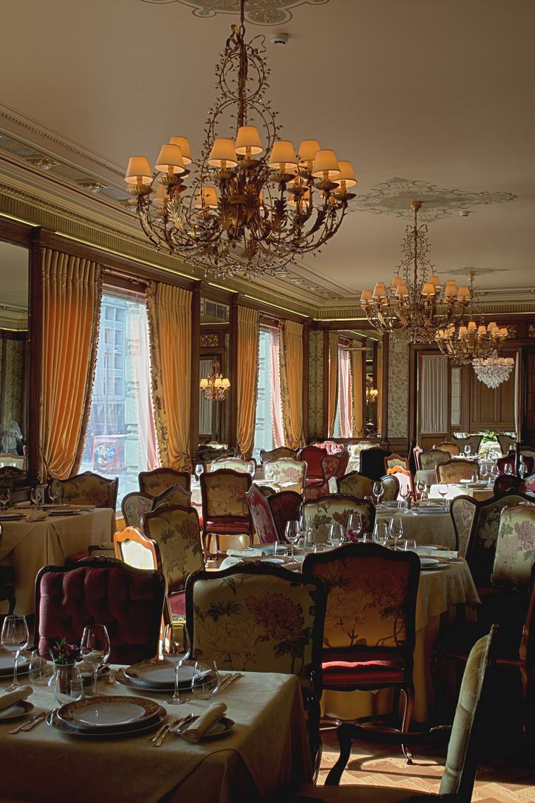 Ресторан. ресторан из проекта , фото №49214