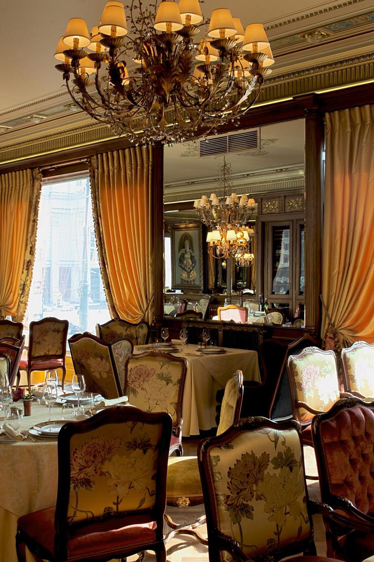 Ресторан. ресторан из проекта , фото №49215