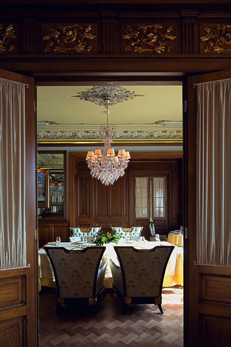 Ресторан. ресторан из проекта , фото №49216