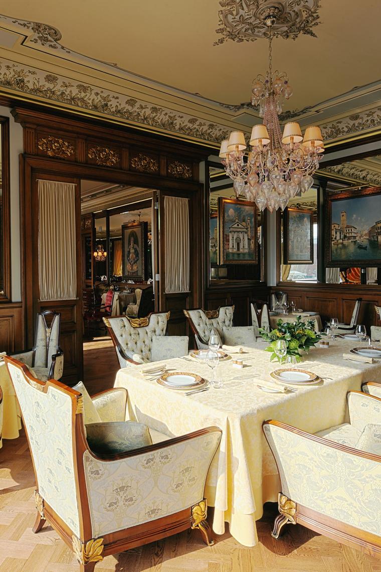 Ресторан. ресторан из проекта , фото №49217
