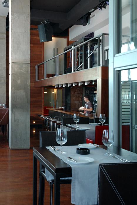 Ресторан. ресторан из проекта , фото №5716