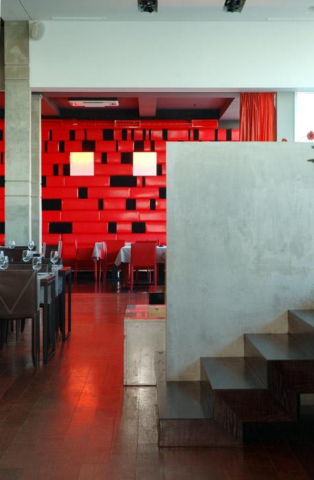 Ресторан. ресторан из проекта , фото №5730